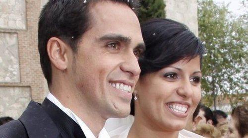 Alberto Contador y Macarena Pescador se separan tras 20 de relación