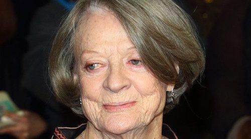 Actriz diez, ídolo de varias generaciones y protagonista de dos bodas: Así ha sido la vida de Maggie Smith