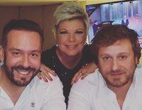 Terelu Campos organiza la cena de Nochebuena con familia y grandes amigos