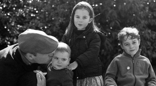 Kate Middleton, la encargada de fotografiar al Príncipe Guillermo y sus hijos para felicitar la Navidad 2019