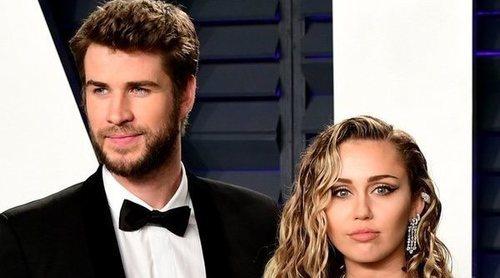 Liam Hemsworth y Miley Cyrus llegan a un acuerdo de divorcio