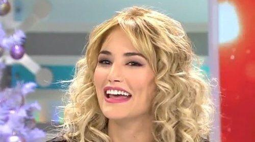 Alba Carrillo ya planea casarse con Santi Burgoa: 'Tengo ganas de casarme otra vez'