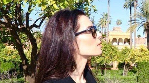 Pilar Rubio disfruta como una turista más en Sevilla junto a Sergio Ramos