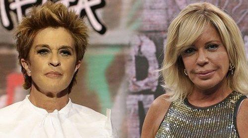 Bárbara Rey y Chelo García-Cortés vuelven a ser amigas tras sus enfrentamientos en el pasado