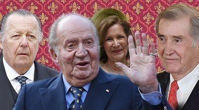 Así es la desconocida familia materna del Rey Juan Carlos: escándalos, desgracias y mucho arte