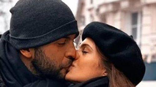 Antonio Tejado pide matrimonio a su novia Marina en París