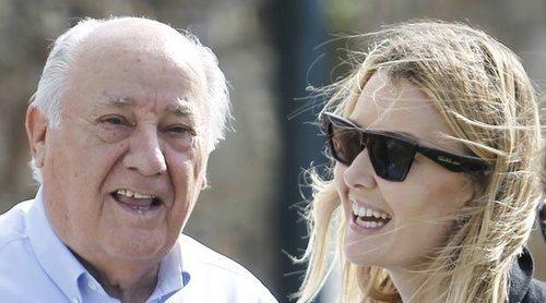 Amancio Ortega regala un piso 'bunkerizado' en Barcelona a su hija Marta Ortega