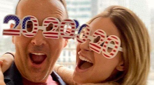 Laura Escanes y Risto Mejide se escapan a Nueva York para dar la bienvenida a 2020 en familia