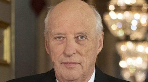 Harald de Noruega habla del dolor que siente por la muerte de Ari Behn en su discurso de Año Nuevo