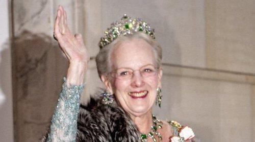 La Familia Real Danesa, todo amor y sonrisas en la recepción de Año Nuevo 2020