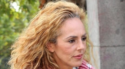 Rocío Carrasco pasó la Nochebuena 2019 metida en la cama