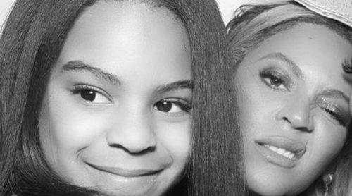 Blue Ivy Carter y el look de Año Nuevo con el que cada vez se parece más a su madre Beyoncé