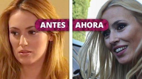 Así ha cambiado Carolina Cerezuela: La transformación de la actriz, presentadora y cantante