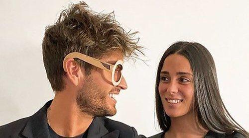 Rodri Fuertes celebra su cumpleaños junto a Claudia: 'Espero que sea el primero de muchos'
