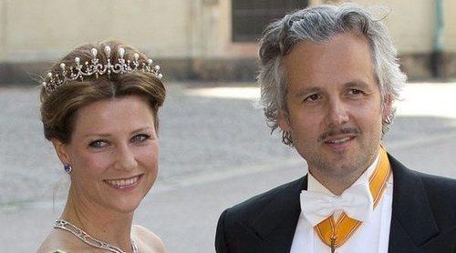 Las emotivas palabras de Marta Luisa de Noruega a Ari Behn tras su funeral