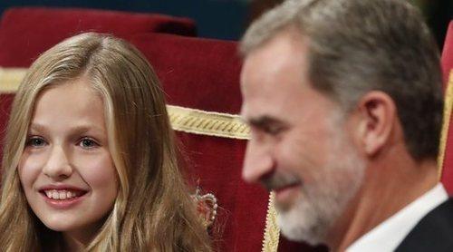 El inesperado plan del Rey Felipe y la Princesa Leonor paseando por el pleno centro de Madrid