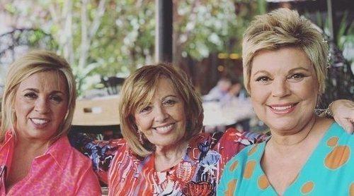 El dineral que ganaron Terelu, Carmen Borrego y María Teresa Campos en 2019 gracias a sus exclusivas