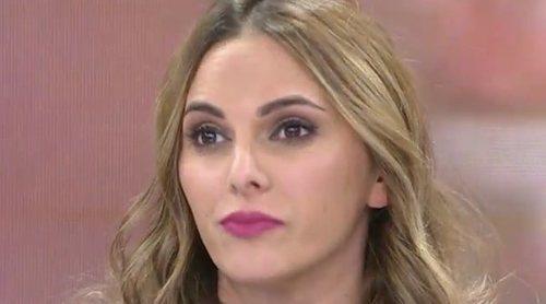 Irene Rosales desmiente una crisis con Kiko Rivera y asegura: 'Se trata de una mala racha familiar'