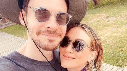 Hilary Duff disfruta junto a su marido Matthew Koma de una rómantica luna de miel en África