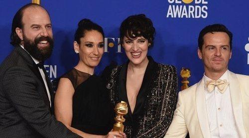 Lista completa de los ganadores de los Globos de Oro 2020