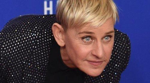 Ellen DeGeneres dedica su premio en los Globos de Oro 2020 a unos familiares inventados
