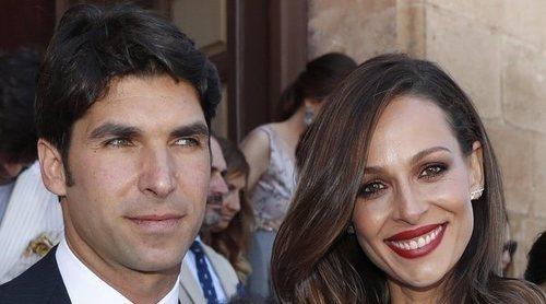 Cayetano Rivera y Eva González, de nuevo cómplices y felices con su hijo Cayetano
