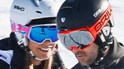 David Bisbal y Rosanna Zanetti se escapan a la nieve de Baqueira Beret con Ella y Matteo