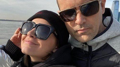Laura Escanes y Risto Mejide regresan de su mágico viaje a Nueva York