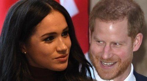 El regreso al trabajo del Príncipe Harry y Meghan Markle: no a hablar francés y sí a hablar de Archie