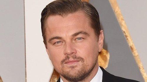 Leonardo DiCaprio le salva la vida a un hombre que había caído por la borda en el Caribe