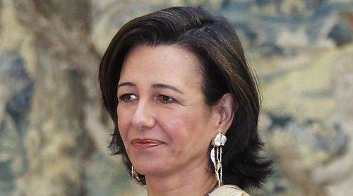 Ana Botín revela la confesión que le hicieron el Príncipe Guillermo y Kate Middleton sobre España