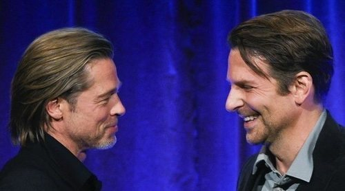 Brad Pitt agradece a Bradley Cooper que le ayudara a superar sus adicciones: 'Estuve sobrio gracias a él'