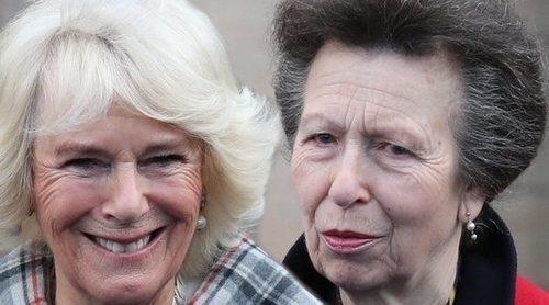 Camilla Parker y la Princesa Ana: dos cuñadas bien avenidas que dan una lección a los Cambridge y a los Sussex