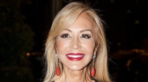 Carmen Lomana se defiende de las críticas por llevar un abrigo de piel