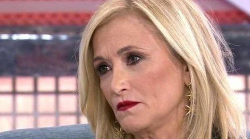 Cristina Cifuentes sobre su relación con el PP: 'Soraya Sáenz de Santamaría nunca me tuvo demasiado cariño'