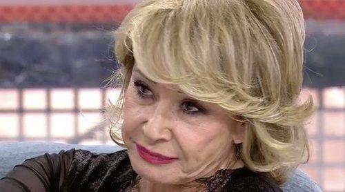 Mila Ximénez alucina al descubrir las declaraciones de María Teresa Campos sobre ella durante 'GH VIP 7'