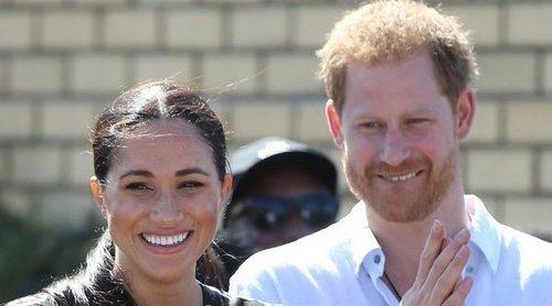 El Príncipe Harry y Meghan Markle le contaron a Elton John su decisión de abandonar la Casa Real Británica