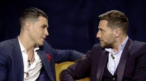 El tenso reencuentro entre Antonio David y Kiko Jiménez en 'El tiempo del descuento'