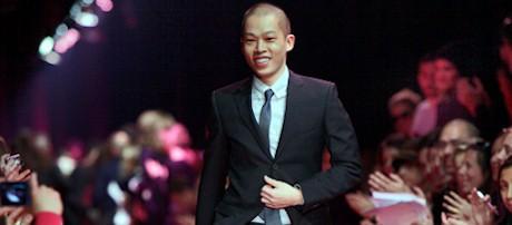 Jason Wu presentó su primera colección en 2006