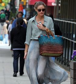 Street style de Olivia Palermo