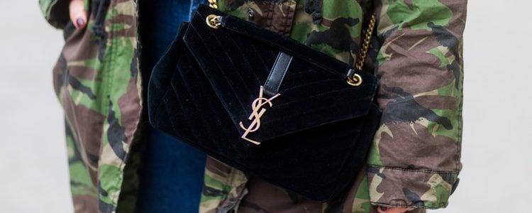 Siglas de la marca Yves Saint Laurent