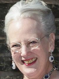Reina Margarita II de Dinamarca