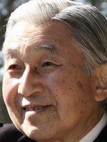 Emperador Akihito de Japón