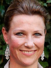 Princesa Marta Luisa de Noruega