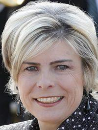 Princesa Laurentien de Holanda