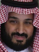 Príncipe Mohammed de Arabia Saudí