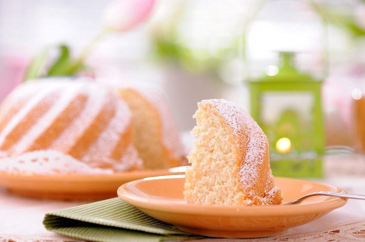 La base del kugelhupf esla mantequilla