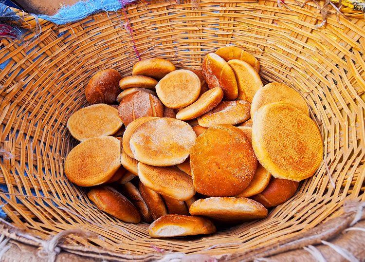 La harcha marroquí es un tipo de dulce que suele comerse de manera habitual en la época del Ramadán