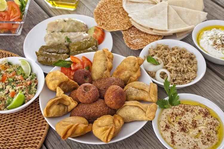 Las empanadas turcas o Gatayef tienen un punto exótico