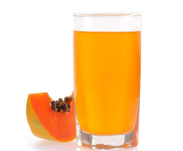 El agua de papaya es poco conocida en nuestro país